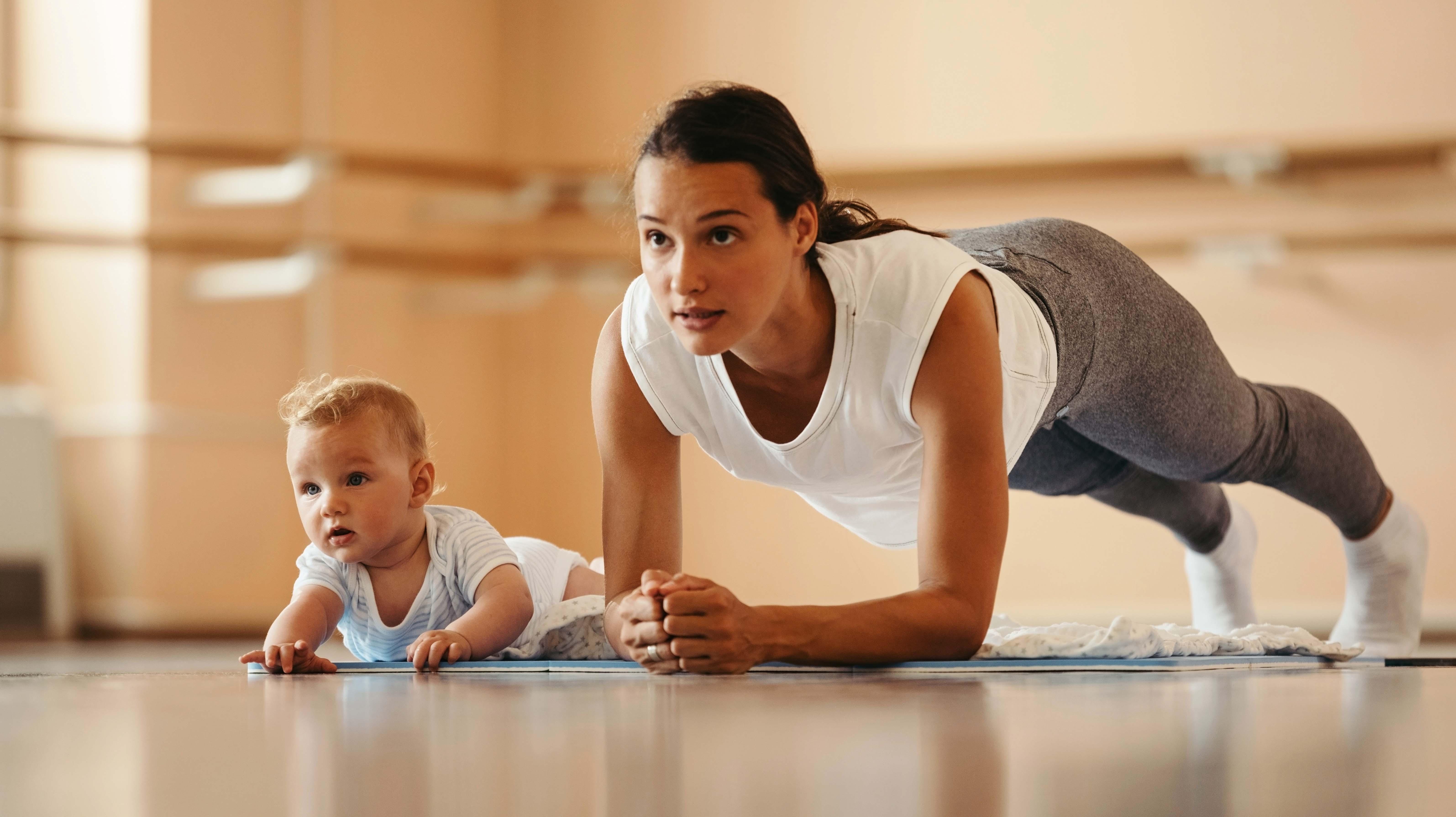 Parent & Me Fitness