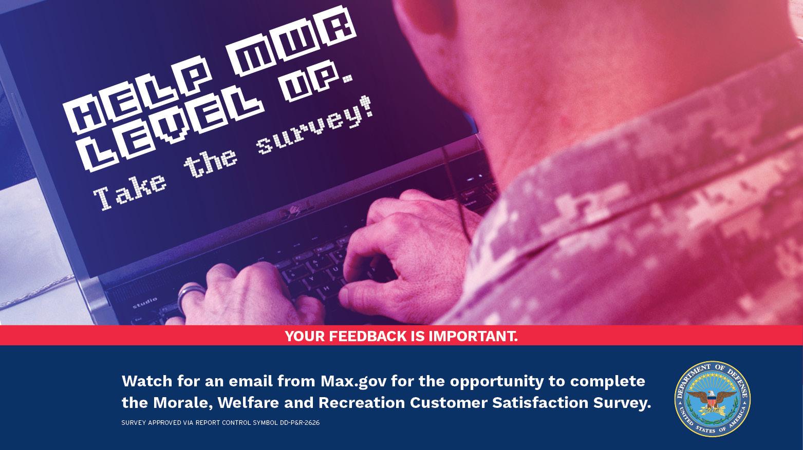 DoD Customer Satisfaction Survey