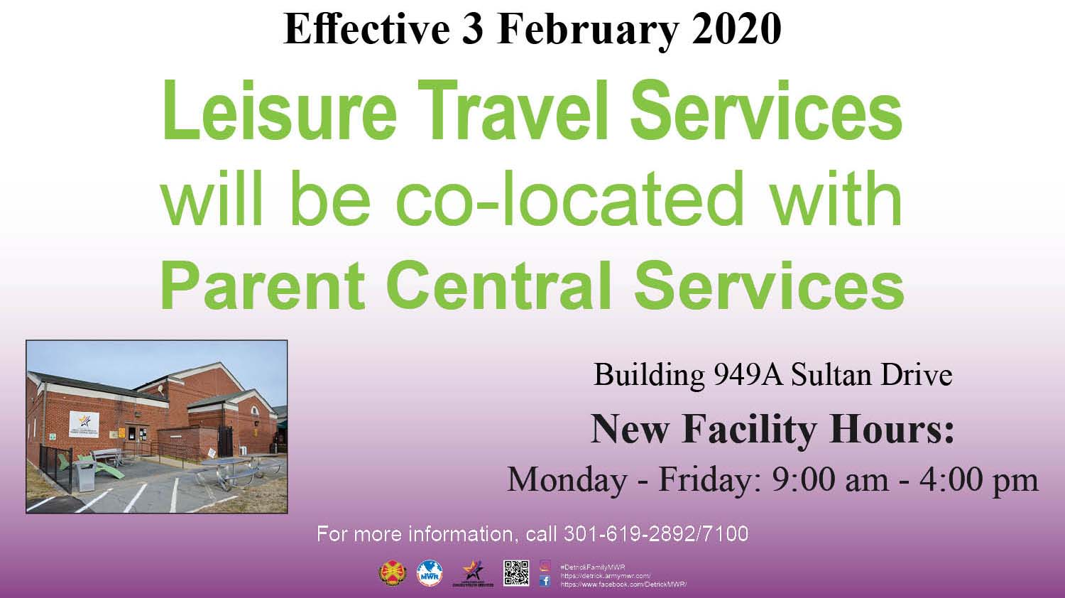 Leisure Travel Services Move
