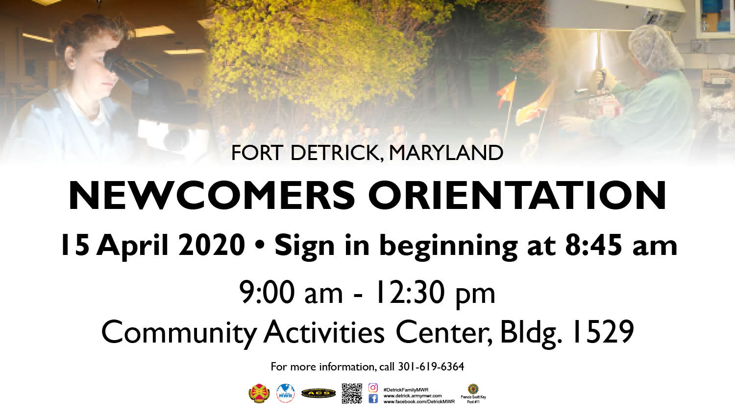 Newcomers Orientation