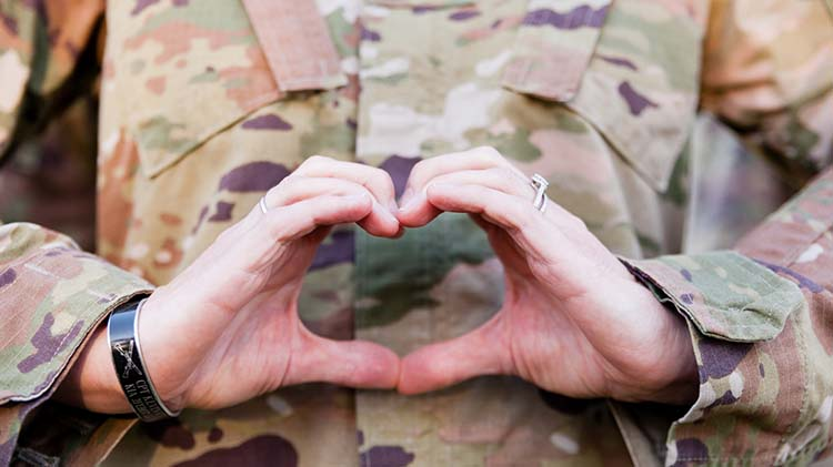 MILITARY SPOUSES APPRECIATION MONTH