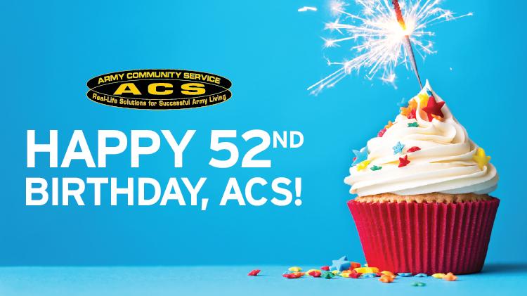ACS Birthday Celebration