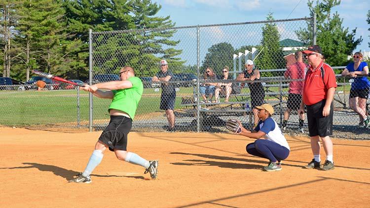 Labor Day Softball Tournament