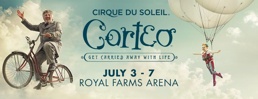 Cirque du Soleil Corteo