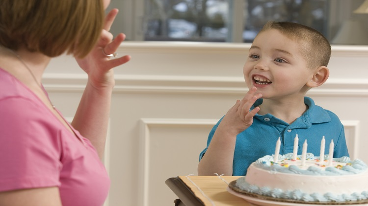 SKIESUnlimited Sign Language